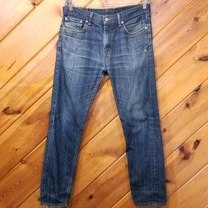 Men's Levi's® 508™ Regular Taper Fit Jeans  32x30